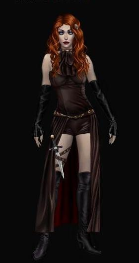 meghaninblack:  Image belongs to Vampire Wars on facebook. Makenna's costume.  reblogging for reference. thank you, fashionable facebooker.