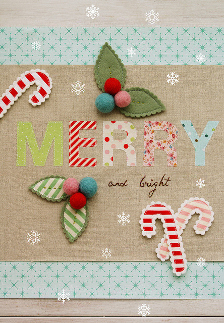 traciturchin:  merry and bright (by Amy)