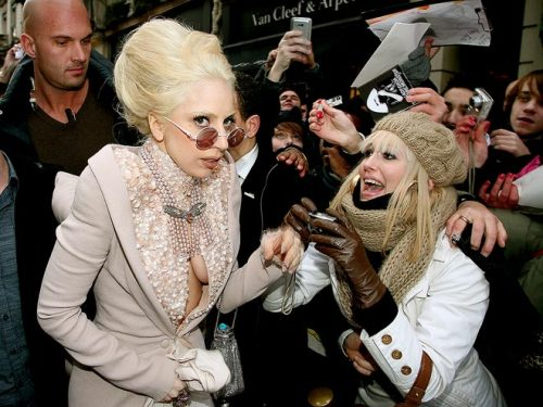 LADY GAGA: Music= Ehhh… not a FAN OUTFIT= OMFUKNGoodness LOVE IT!