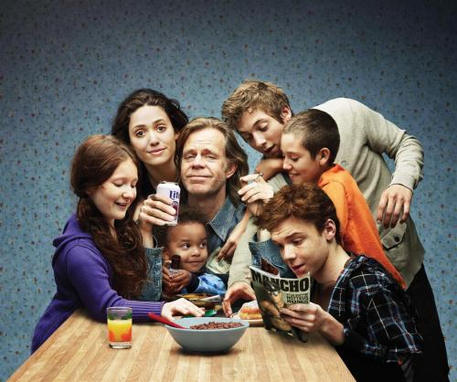 critictoo:  The Gallaghers - Shameless (US)