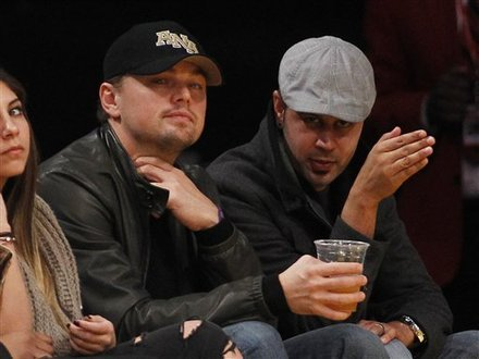 Midway through the fourth quarter, Leonardo DiCaprio began spinning a top next to his seat. No way the Lakers were getting blown out by the injury-decimated Bucks at home. This had to be someone else's dream - Andrew Bogut's? Earl Boykins'? 
