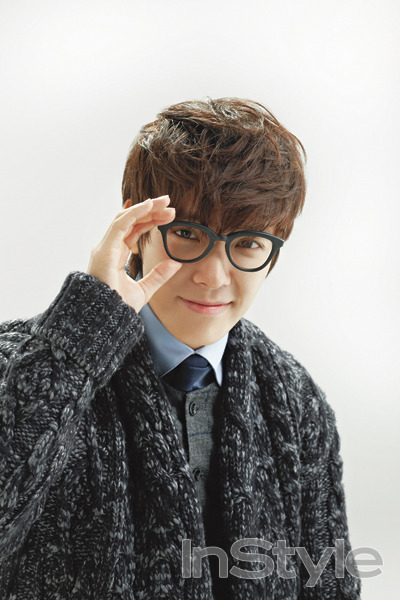 luvnuiz:  Donghae for InStyle Magazine….. he's so….handsome…cute….hihi….^_^