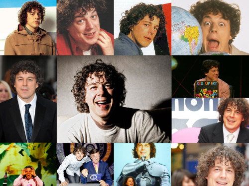 "4. Alan Davies - Favorite People in 2010 ""There's a lot to do when you're a kid - spiders to catch, girls to poke in the eye - stuff to be getting on with."" - Alan ""In Alan's world, knowing something is a kind of freakish, weird thing."" - Stephen Fry I love the way your mind works, Alan Davies … and I use the word ""works"" quite wrongly. - Stephen Fry "" We are victims of our own evolution; I just happened to have come in at this point and now I have to turn the lights out and can't see where I'm going when I go to bed."" - Alan Alan Davies: I'm not as stupid as you think. Stephen Fry: No, you're not. You couldn't be."