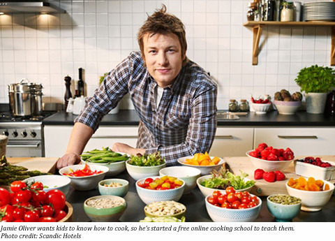 A wonderful resource from … Jamie Oliver Jamie's Home Cooking Skills