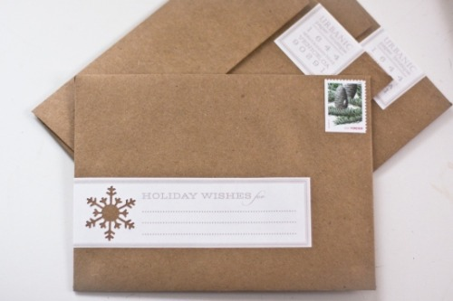 mollyirwin:  also love the card + tie-ons noragriffin:  My address labels may never be the same. link
