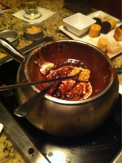 Yummmmm The Melting Pot