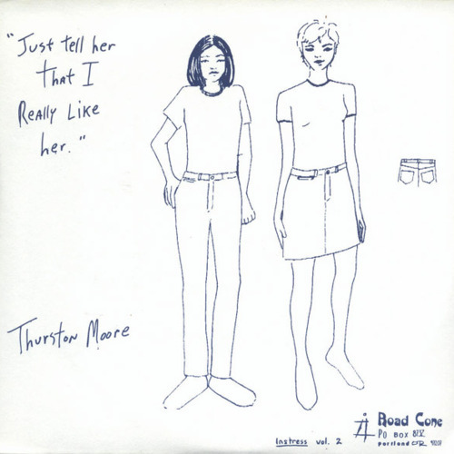 Thurston Moore - Just Tell Her That I Really Like Her