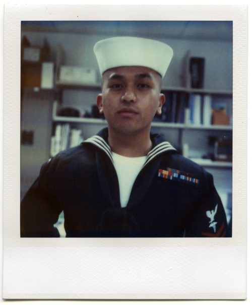TONIGHT! I will be reading journal excerpts from my first year in the US Navy as a gay man during Don't Ask Don't Tell -  Including a play by play of how I lost my V-card with a fellow sailor.  Come enjoy the show! Making Out with Wes Perry and FriendsWednesday February 20th at 8pmThe Upstairs Gallery in Andersonville5219 N Clark StFREE and BYOB! ($5 suggested donation)  placer-instantaneo:  198/365  December 22, 2010 Today, more than any other day, I am proud to be serving in the US Armed Forces.Rota, SpainCamera: Polaroid SX-70Film: Polaroid SX-70 Time Zero (3/10 from my next-to-last box of last stock TZ film)