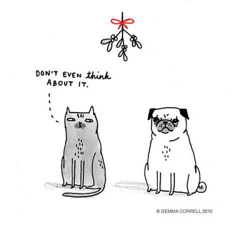 urhajos:  'Merry Christmas, everyone!' by Gemma Correll