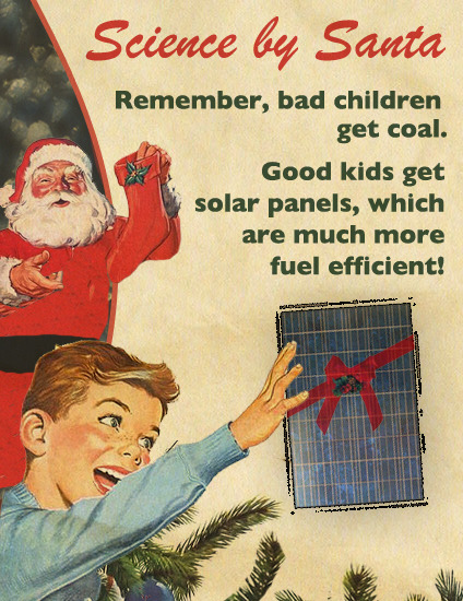 Bad Children Get Coal