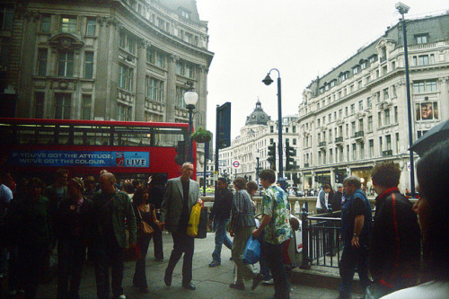 Oxford St, London (by Serena Es)