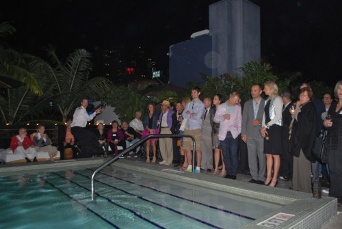 SAIC Miami alumni party