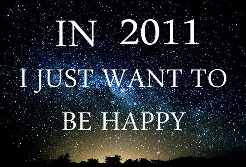 One of my new year resolutions. Be happy w everything that i'm doing and be happy with the ones i love.