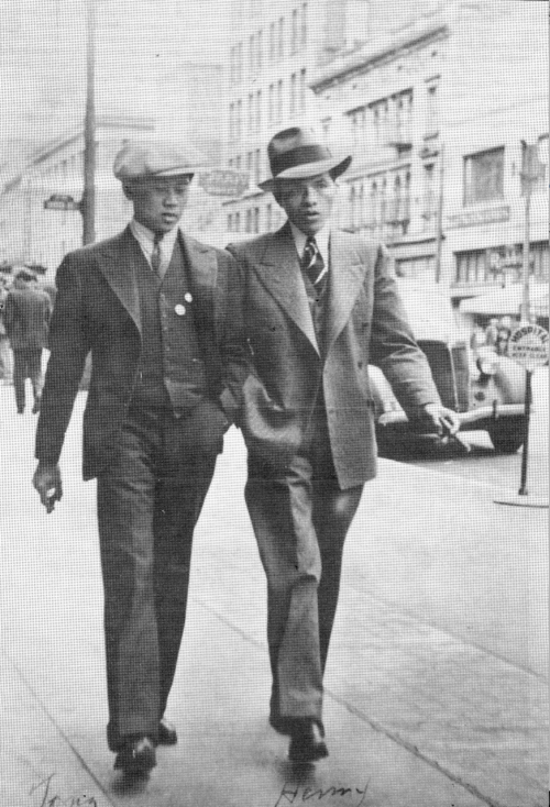 anedumacation:  sapagitan:  Filipino men in Seattle, 1920s.