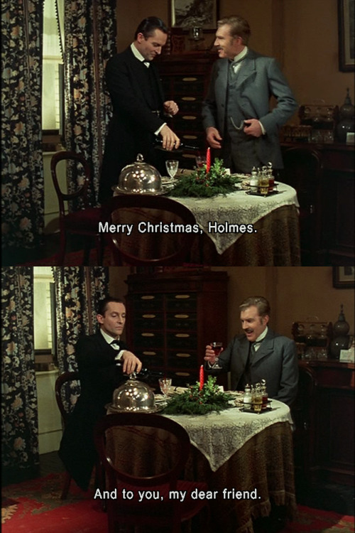 my-ear-trumpet:  f***yeahgranadaholmes:  … and to all of us.