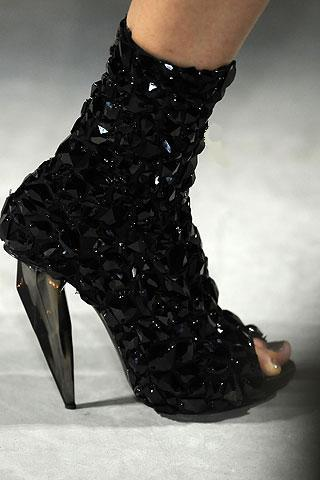 Alexander McQueen The Dark Crystal- it will cut you!