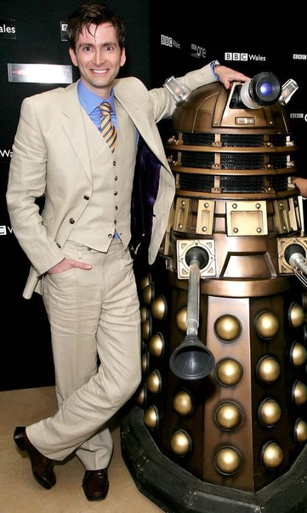 fymeninwaistcoats:  David Tennant.