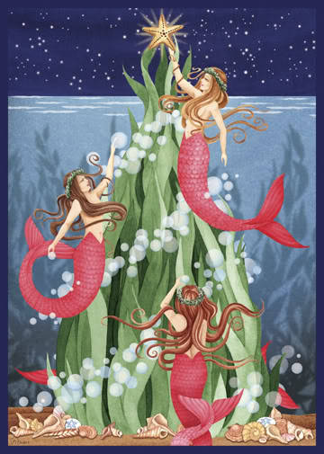 Merry Mermaid Christmas Everyone!