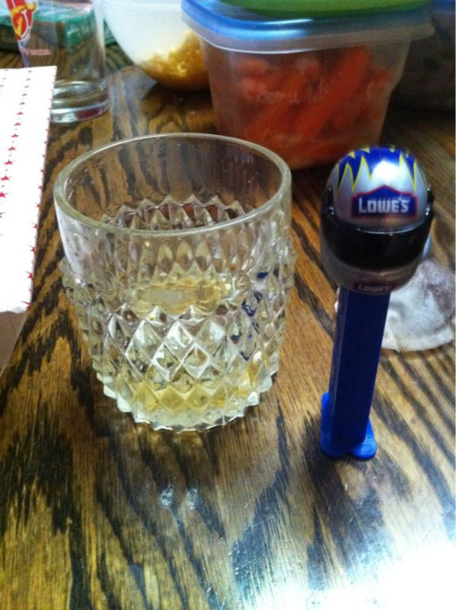 Blue Label & Pez
