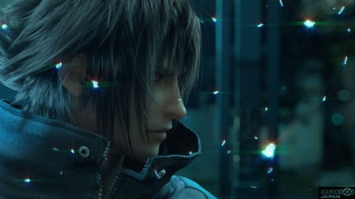 Oh Noctis, you so crazy