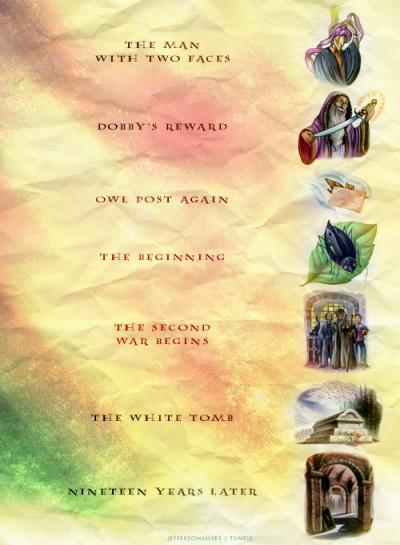 jeffersonallves:  The Best Endings I Have Ever Read. I ♥ HP and Beginnings.