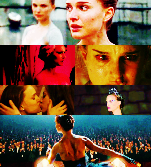 Top 5 Movies of 2010: #4 Black Swan I had the craziest dream last night, about a girl who was turned into a swan. But her prince falls for the wrong girl and she kills herself.