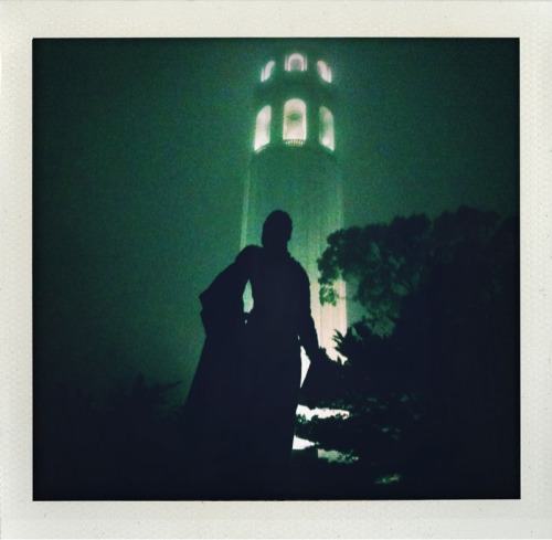 tranquilmammoth:  Coit Tower - September in San Francisco
