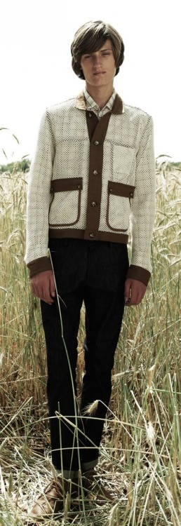 Sjaak Hullekes Spring/Summer 2011 Lookbook