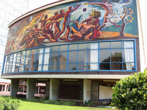 UNAM Central University City Campus - Mexico