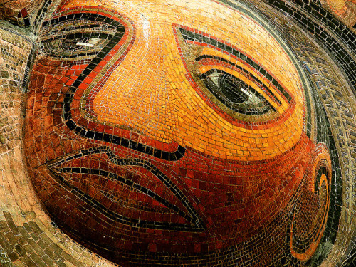 Mosaic, UNAM Central University City Campus - Mexico