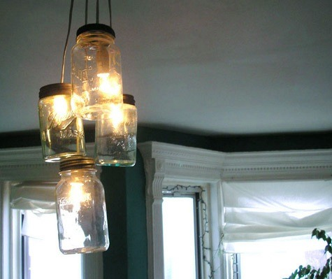 ´ mason jar lights