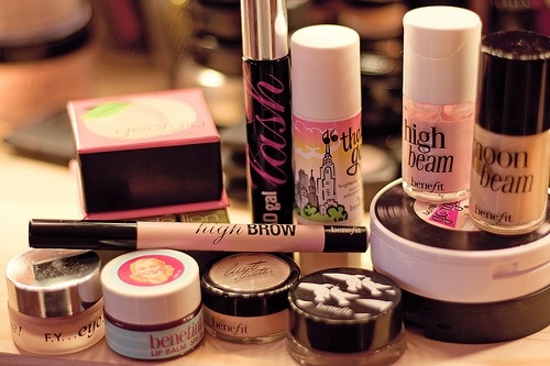 Benefit packaging - serious obsession!