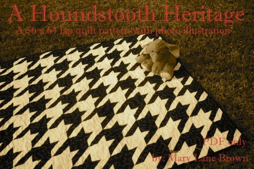 Oh, I love houndstooth.