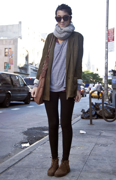 -Street Chic: New York