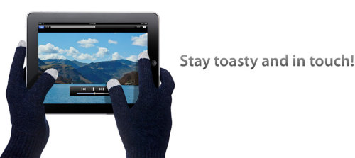 FIVEPOINT gloves - Gloves for your iPhone, iPad, iPod touch/nano and other touch-screen devices Did anyone get these or something similar for Christmas??