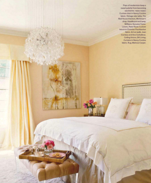 Everything Fabulous: Decor Inspiration: Serene Glamour ~ Jennifer Lopez California Residence