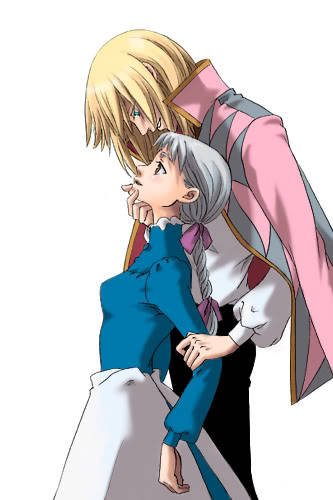 tags ★ sophie howl howl's moving castle