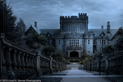 Hatley Castle (by Kalamakia - Lloyd K. Barnes Photography)