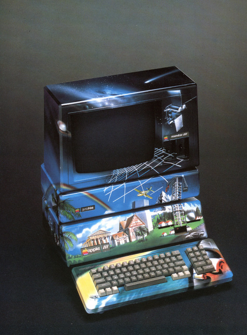 AIRBRUSHED COMPUTER