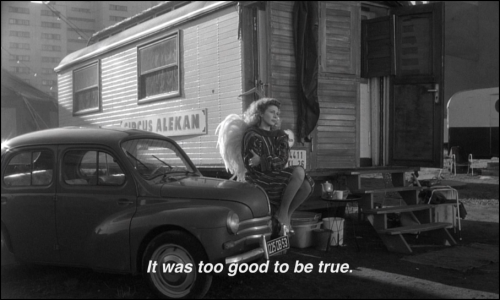 WINGS OF DESIRE / DER HIMMEL ÜBER BERLIN Dir. Wim Wenders West Germany, France, 1987