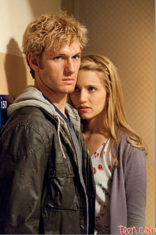New Photo of Alex Pettyfer and Dianna Agron from I Am Number Four!