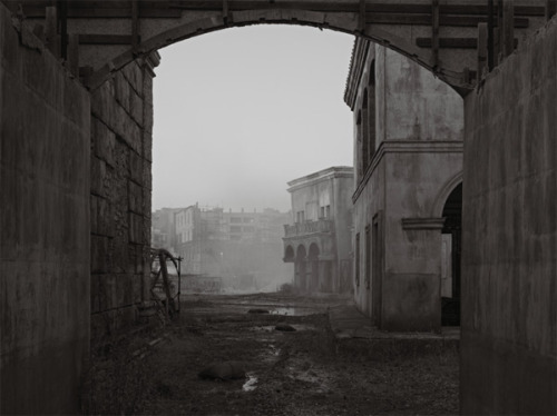 Gregory Crewdson's Graveyard of Italian Cinema