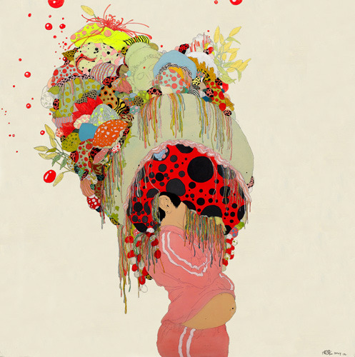 ZHOU FAN • #illustration #graphics #art #drawing • Stunning work