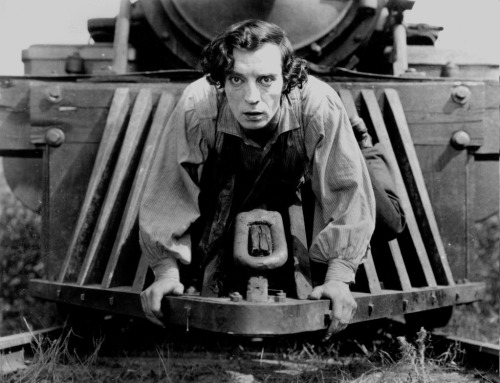 Buster Keaton (1895-1966), great man!