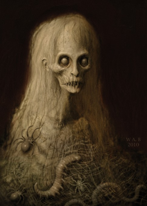 medical-sarcophagus:    William Basso, The Pale Thing