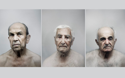 Some really striking portraits by Javier Tles.