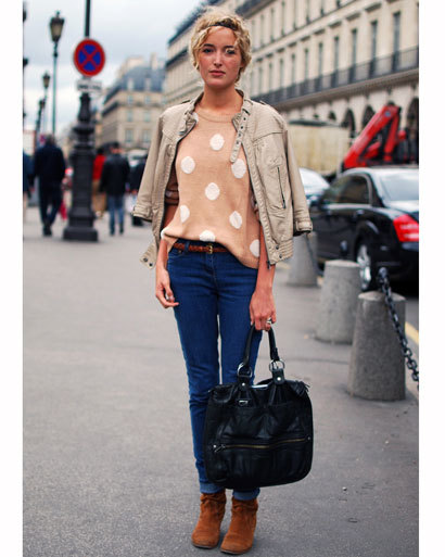 Shop the most stylish looks from Street Chic Daily Shop Chic: December's Top 5 Looks Photo:  Courtney D'Alesio