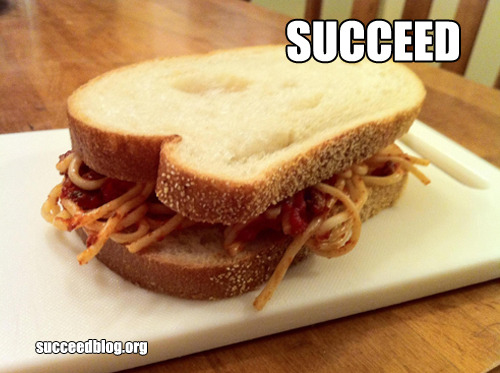Spagetti-Burger succeed