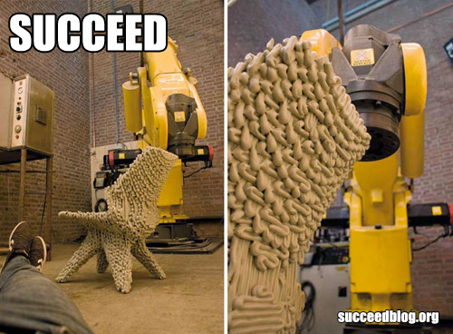 Foam chair succeed