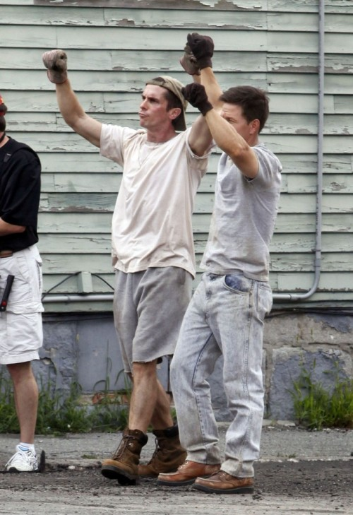 A-Z 2010 Favorites C: Christian Bale in The Fighter Ok, everyone knows I love Christian Bale so it seems obvious that i would love this movie. BUT, this was just an altogether amazing movie. Yes, Christian Bale did a fantastic job and should win every award possible, but the movie itself was really good too. I highly recommend everyone go see it.